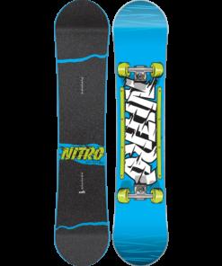 Snowboard & útgerð